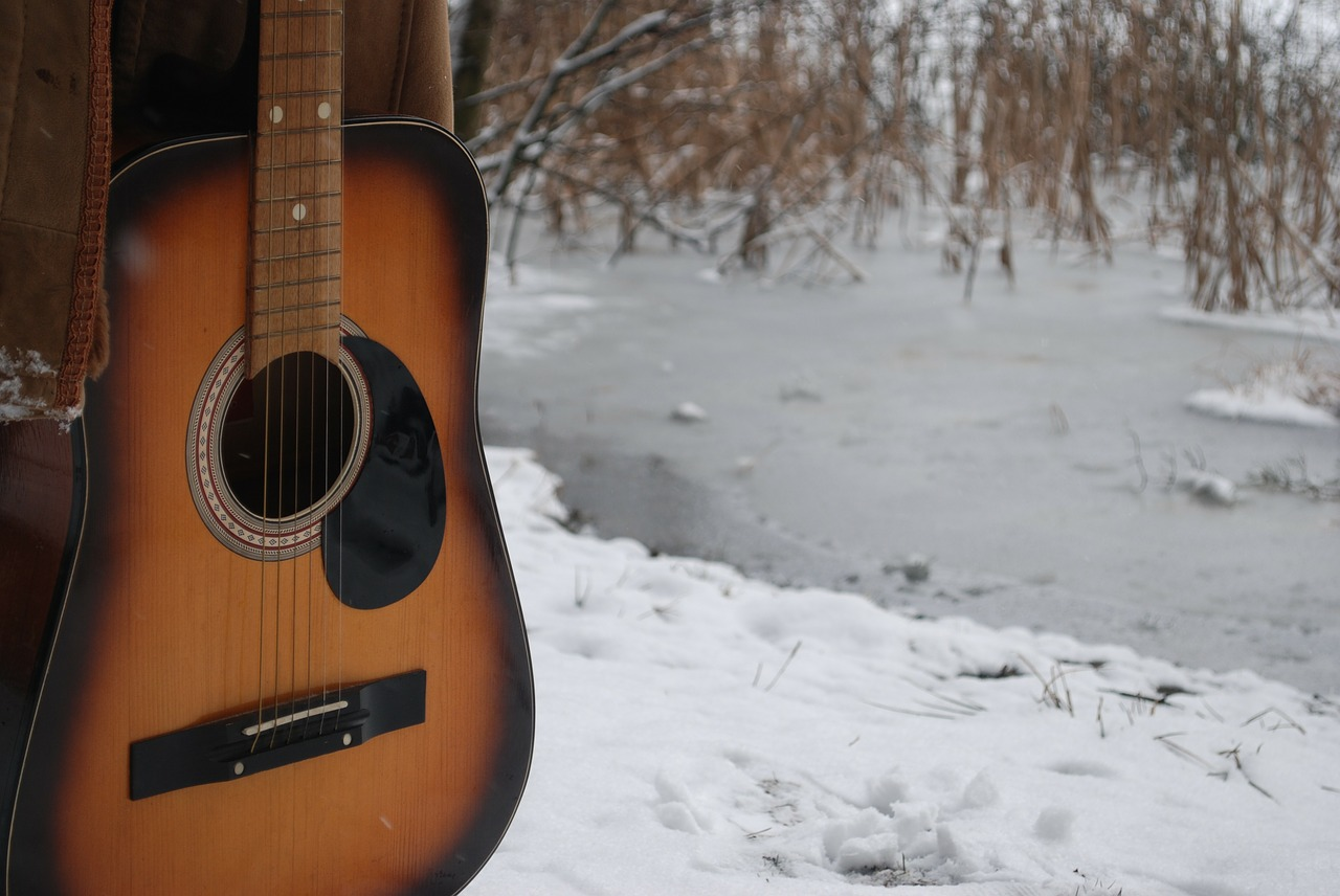Winter Guitar